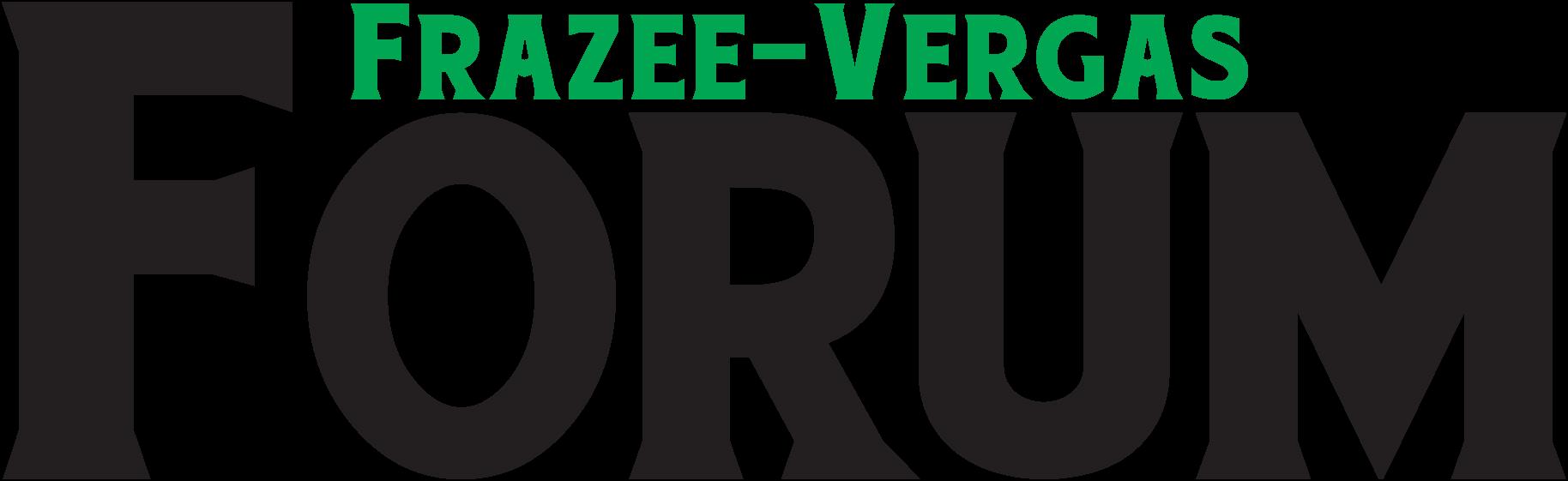 Frazee-Vergas Forum
